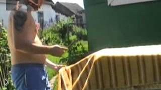 Перетяжка дивана на дому своими руками - Видео онлайн