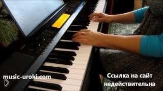 Смотреть онлайн Правильная постановка рук для игры на фортепиано