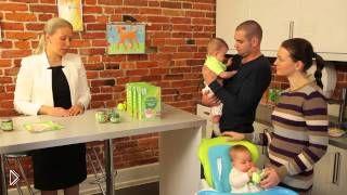 Смотреть онлайн Составляем меню для малыша