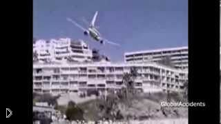 Смотреть онлайн Страшные катастрофы: крушение самолетов