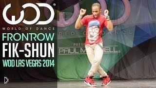 Выступление талантливого парня на World of Dance 2014 - Видео онлайн