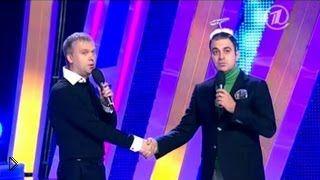 Смотреть онлайн Блестящее выступление Мартросяна и Светлакова в КВН