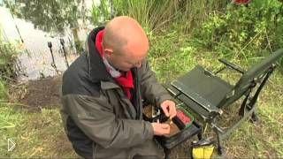 Смотреть онлайн Ловля крупного линя на поплавочную удочку весной