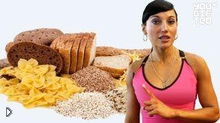 Смотреть онлайн Роль углеводов в правильном питании человека