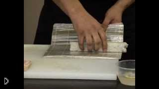 Рецепт приготовление роллов с беконом - Видео онлайн