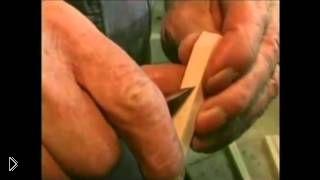 Смотреть онлайн Инструмент из дерева своими руками за одну минуту