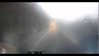 Смотреть онлайн Страшное ДТП на трассе, есть погибшие