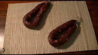Готовим сушеную колбасу самостоятельно - Видео онлайн