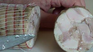 Куриная ветчина: готовим самостоятельно - Видео онлайн