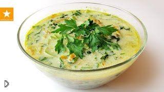 Смотреть онлайн Рецепт супа из зеленой чечевицы
