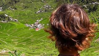 Смотреть онлайн Филиппины, Банауэ: рисовые террасы