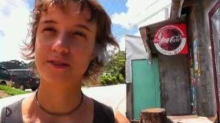 Смотреть онлайн Экскурсия в пещеры Сагады на Филиппинах