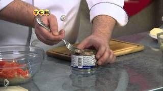 Смотреть онлайн Рецепт рыбного супа из консервы сайры