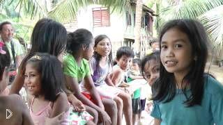 Смотреть онлайн Филиппины: жизнь рыбацкой деревни на острове Палаван