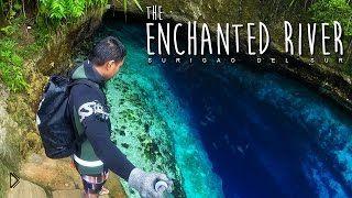 Смотреть онлайн Красоты реки Хинатуан, остров Минданао