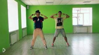 Смотреть онлайн Учим танец под песню «Недетское время»