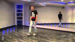 Смотреть онлайн Как научится танцевать шафл дома
