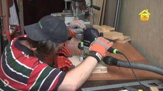Мебель из деревянных ящиков своими руками - Видео онлайн