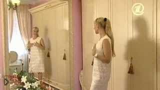 Смотреть онлайн Как сшить нежное кружевное платье на лето