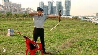 Смотреть онлайн Стрельба из лука: основные навыки