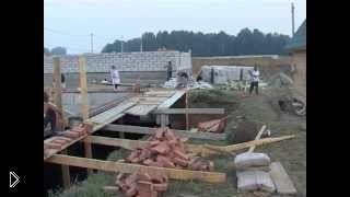 Экономия материалов и затрат при строительстве дома - Видео онлайн