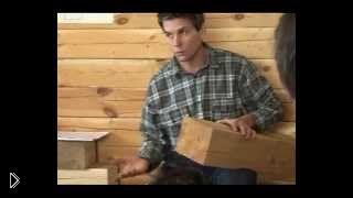 Смотреть онлайн Как правильно строить дом из бруса
