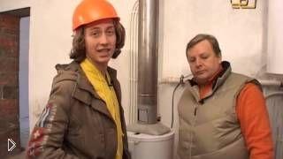 Смотреть онлайн Консервация незавершенного строительства дома на зиму