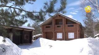 Смотреть онлайн Идеи для отделки и оформления деревянного дома