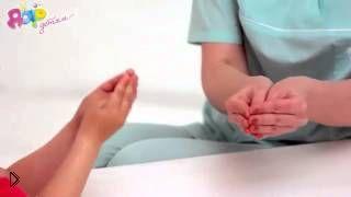 Смотреть онлайн Пальчиковая гимнастика для детей 1- 3 лет