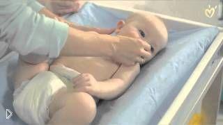 Смотреть онлайн Гигиена новорожденного малыша