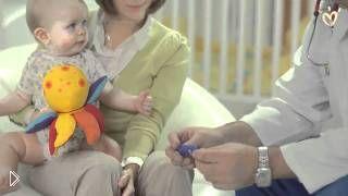 Смотреть онлайн Измеряем температуру ребенку: виды градусников