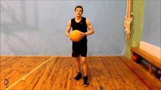 Смотреть онлайн Упражнение: как научиться дриблингу в баскетболе