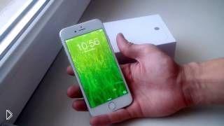 Смотреть онлайн Лучшая и самая точная китайская копия айфон 6