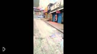 Суйфэньхэ опустел без русских туристов - Видео онлайн