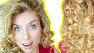 Смотреть онлайн Как уложить волосы на день всех влюбленных