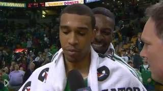 Смотреть онлайн Смешные приколы в моменты интервью игроков НБА