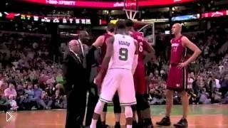 Смотреть онлайн Подборка самых нелепых баскетбольных ляпов НБА
