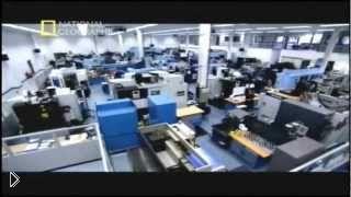 Как работает завод Формулы 1 Уильямс - Видео онлайн