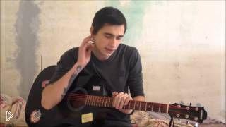 Смотреть онлайн Урок игры на гитаре «Linkin Park»