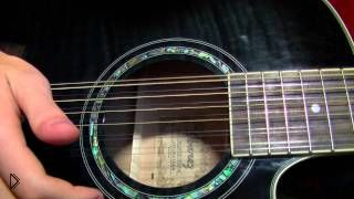 Смотреть онлайн Как научиться играть на гитаре бой Высоцкого