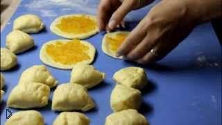 Рецепт вкусных булочек с джемом - Видео онлайн
