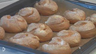 Смотреть онлайн Рецепт булочек