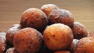 Творожные шарики на десерт за 20 минут - Видео онлайн