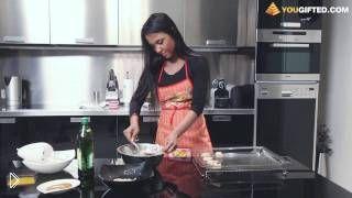 Рецепт диетического творожно-овсянного печенья - Видео онлайн