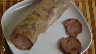 Смотреть онлайн Рецепт приготовления конской колбасы Казы