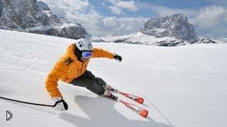 Отзыв о горнолыжных курортах северной Италии - Видео онлайн