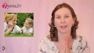 Смотреть онлайн Как маме справиться с раздражением на старшего ребенка
