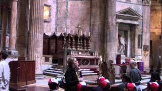 Описание архитектуры древнего Пантеона богов в Риме - Видео онлайн