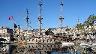 Смотреть онлайн Достопримечательности Генуи за один день