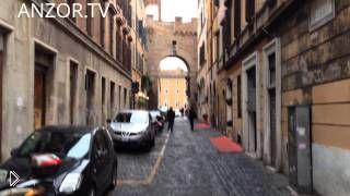 Самостоятельная прогулка по Ватикану - Видео онлайн